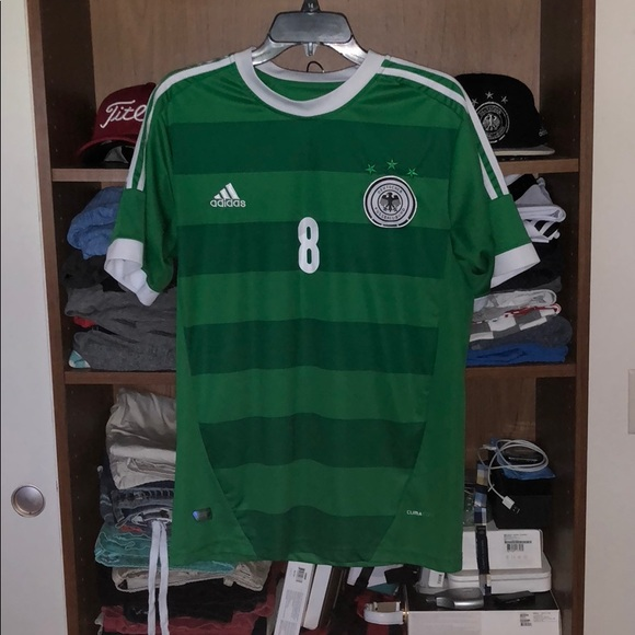 94711df49 adidas Other - 2014 World Cup Germany Özil Away Jersey